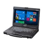 "Toughbook 53 Intel Core i5-4310U Dual-Core 2GHz Notebook PC - 4GB RAM, 128GB SSD, 14"" HD LED, Gigabit Ethernet, 802.11a/b/g/n/ac, Bluetooth 4.0, DVD±RW (±R DL) / DVD-RAM, Lithium ion"