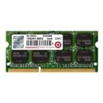 DDR3 - 4 GB - SO-DIMM 204-pin - 1333 MHz / PC3-10600 - CL9 - 1.5 V - unbuffered - non-ECC