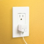 KANEX mini - Power adapter - 5 Watt - 1 A (Lightning) - white - for Apple iPad/iPhone/iPod (Lightning) KWCL10