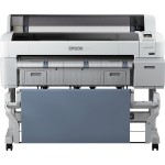 "SureColor T5270 Single Roll - 36"" large-format printer - color - ink-jet - Roll (36 in) - 2880 x 1440 dpi - up to 739.5 sq.ft/hour (mono) / up to 739.5 sq.ft/hour (color) - USB 2.0, Gigabit LAN"