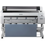 "SureColor T7270 - 44"" large-format printer - color - ink-jet - Roll (44 in) - 2880 x 1440 dpi - up to 780.4 sq.ft/hour (mono) / up to 780.4 sq.ft/hour (color) - USB 2.0, Gigabit LAN"