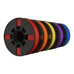 True brown - 0.5 lbs - PLA filament (3D) - for Replicator Mini, Mini+, Mini+ Essentials Pack