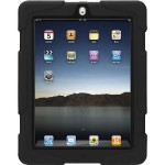 Survivor Protective Case for iPad 4th Generation, iPad 3rd Generation and iPad 2 - Black
