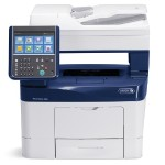 WorkCentre 3655/YXM - Multifunction printer - B/W - laser - Legal (8.5 in x 14 in) (original) - A4/Legal (media) - up to 47 ppm (copying) - up to 47 ppm (printing) - 700 sheets - 33.6 Kbps - USB 2.0, Gigabit LAN, USB host - government, Metered