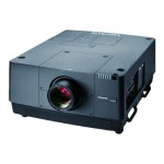 L2K1500 - LCD projector - 15000 ANSI lumens - 2048 x 1080 - HD 2K - no lens