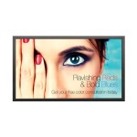 "FHD651-P - 65"" Class LED display - digital signage - with touch-screen - 1080p (Full HD) - edge-lit"