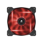 Air Series LED SP140 High Static Pressure - Case fan - 140 mm - red