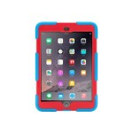 Griffin Survivor All-Terrain for iPad mini - Blue / Red - Touch ID Compatible GB36292-2