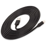 Griffin Lightning/USB Data Transfer Cable - 9.84 ft - USB - Lightning GC36633-2