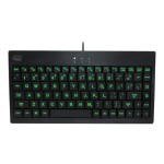 SlimTouch 110 - Keyboard - USB - US