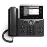 IP Phone 8811 - VoIP phone - SIP, RTCP, RTP, SRTP, SDP - 5 lines