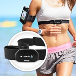 Bluetooth Heart Rate Combo Monitor for iPhone