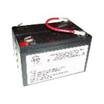 Replacement Battery #3 for APC - UPS battery - 1 x lead acid - for APC Back-UPS 450, 600, 600C, 600VA, 650M, 650MI, 650VA; PowerCell Network