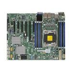 SUPERMICRO X10SRH-CLN4F - Motherboard - ATX - LGA2011-v3 Socket - C612 - USB 3.0 - 4 x Gigabit LAN - onboard graphics - for SC732 i-500B; SC743 T-665B; SC823 TQ-653LPB; SC833 T-653B; SC842 TQ-665B, TQ-865B