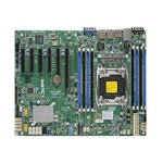 SUPERMICRO X10SRi-F - Motherboard - ATX - LGA2011-v3 Socket - C612 - USB 3.0 - 2 x Gigabit LAN - onboard graphics - for SC213; SC732; SC743; SC823; SC826; SC833; SC842