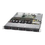 "Supermicro SuperServer 1028R-TDW - Server - rack-mountable - 1U - 2-way - RAM 0 MB - SATA - hot-swap 2.5"" - no HDD - AST2400 - GigE - monitor: none"