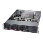 "Supermicro SuperServer 2028R-C1RT4+ - Server - rack-mountable - 2U - 2-way - RAM 0 MB - SAS - hot-swap 2.5"" - no HDD - AST2400 - GigE, 10 GigE - no OS - monitor: none"