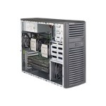 Supermicro SuperWorkstation 7038A-I - Tower - 4U - RAM 0 MB - no HDD - GigE - no OS - monitor: none