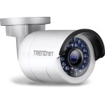 TRENDnet TV IP320PI - Network surveillance camera - outdoor - weatherproof - color ( Day&Night ) - 1.3 MP - 1280 x 960 - 10/100 - H.264 - DC 12 V / PoE TV-IP320PI