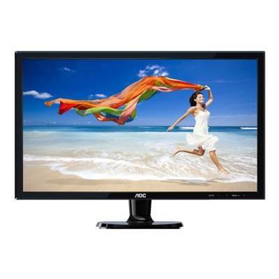 AOCI2421VWH - LED monitor - 24