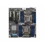 ASUS Z10PE-D16 - Motherboard - SSI EEB - LGA2011-v3 Socket - 2 CPUs supported - C612 - USB 3.0 - 2 x Gigabit LAN - onboard graphics Z10PE-D16