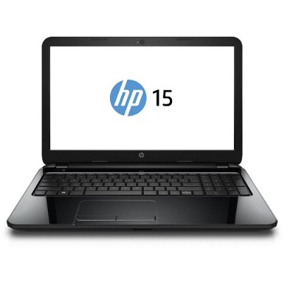 HP 15-g070nr AMD Dual-Core E1-6010 APU 1.35GHz Notebook - 4GB RAM, 500GB HDD, 15.6