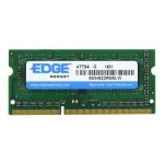 Edge Memory Memory - DDR3L - 2 GB - SO-DIMM 204-pin - 1600 MHz / PC3L-12800 - 1.35 V - unbuffered - non-ECC PE243791