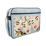 """Nice Lady's Vintage Bag - Notebook carrying case - 12"""""""