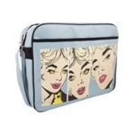 """Nice Lady's Vintage Bag - Notebook carrying case - 16"""""""