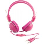 Crazy Headphones PC - Pink