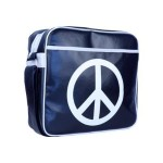 Peace & Love Bag - Notebook carrying case - 12""
