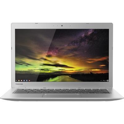 ToshibaCB35-B3330 Intel Celeron Dual-Core N2840 2.16GHz Chromebook 2 - 2GB RAM, 16GB Flash Memory + 100GB Google Drive, 13.3