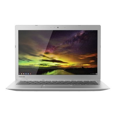 Toshiba CB35-B3330 Intel Celeron Dual-Core N2840 2.16GHz Chromebook 2 - 4GB RAM, 16GB Flash Memory + 100GB Google Drive, 13.3