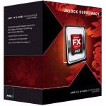 Advanced Micro Devices Black Edition -  FX 8320E - 3.2 GHz - 8-core - 8 threads - Socket AM3+ - Box FD832EWMHKBOX