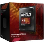 Advanced Micro Devices Black Edition -  FX 8370 - 4 GHz - 8-core - 8 threads - Socket AM3+ - Box FD8370FRHKBOX