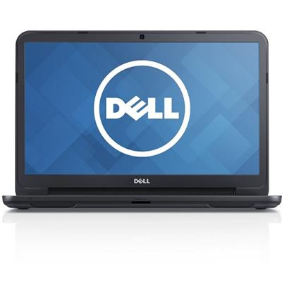 Dell Inspiron 15 i3531-1200BK Intel Celeron Dual-Core N2830 2.16GHz Laptop - 4GB RAM, 500GB HDD, 15.6