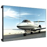 "47"" Class (46.96"" viewable) LED display - digital signage, 1920x1080 (FullHD), 450 cd/m2, 12ms, 1200:1, VESA, Black"