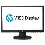 "HP Inc. 18.5"" V193 LED Backlit Monitor G9W86A6#ABA"