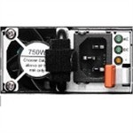 ThinkServer Gen 5 - Power supply - hot-plug (plug-in module) - 80 PLUS Platinum - 750 Watt - for ThinkServer RD350; RD450; RD550; RD650; TD350