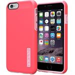 DualPro Case for iPhone 6s & 6 - Coral / Light Pink