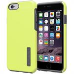 Incipio DualPro Case for iPhone 6s & 6 - Lime / Charcoal IPH-1179-LIMEGRY