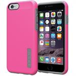 DualPro Case for iPhone 6s & 6 - Pink / Charcoal