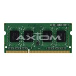 Axiom Memory AX - DDR3L - 8 GB - SO-DIMM 204-pin - 1600 MHz / PC3L-12800 - 1.35 V - unbuffered - non-ECC - for HP 250 G4; EliteBook 840 G1, 850 G2; EliteBook Folio 1020 G1; ProBook 440 G3; ZBook 15u G2 H6Y77AADDP-AX