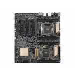 Z10PE-D8 WS - Motherboard - SSI EEB - LGA2011-v3 Socket - 2 CPUs supported - C612 - USB 3.0 - 2 x Gigabit LAN - onboard graphics - HD Audio (8-channel)