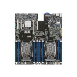 Z10PR-D16 - Motherboard - SSI EEB - LGA2011-v3 Socket - 2 CPUs supported - C612 - USB 3.0 - 2 x Gigabit LAN - onboard graphics