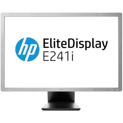 HP Smart Buy EliteDisplay E241i 24-in IPS LED Backlit Monitor (Open Box Product, Limited Availability, No Back Orders) (F0W81A8#ABA-OB)