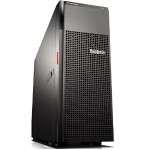 "ThinkServer TD350 70DG - Server - tower - 4U - 2-way - 1 x Xeon E5-2670V3 / 2.3 GHz - RAM 8 GB - SAS - hot-swap 3.5"" - no HDD - DVD-Writer - AST2400 - GigE - no OS - monitor: none - TopSeller"