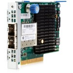 FlexFabric 556FLR-SFP+ - Network adapter - PCIe 3.0 x8 - 10 GigE - for ProLiant DL20 Gen9, DL380 Gen9, DL560 Gen9, XL170r Gen9, XL190r Gen9, XL230a Gen9