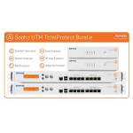 Sophos SG 125 - Security appliance - with 1 year TotalProtect - 8 ports - GigE SB1C1CSUSK