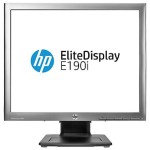 HP Smart Buy EliteDisplay E190i 18.9-in 5:4 LED Backlit IPS Monitor (Open Box Product, Limited Availability, No Back Orders) E4U30A8#ABA-OB